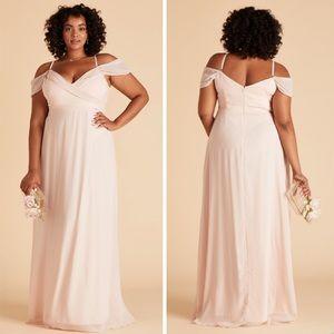 Birdy Grey Spence Convertible Dress Pale Blush XL